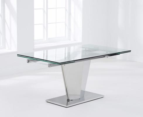 Lucille extending dining table image 5
