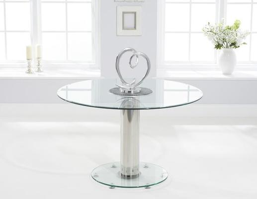 Serenity round dining table