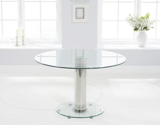 Serenity round dining table image 2