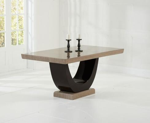 Rivilino Marble dining table image 2