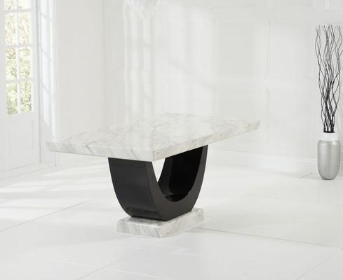 Rivilino Marble dining table image 3