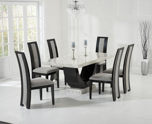 Rivilino Marble dining table image 7