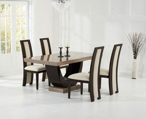 Rivilino Marble dining table image 8
