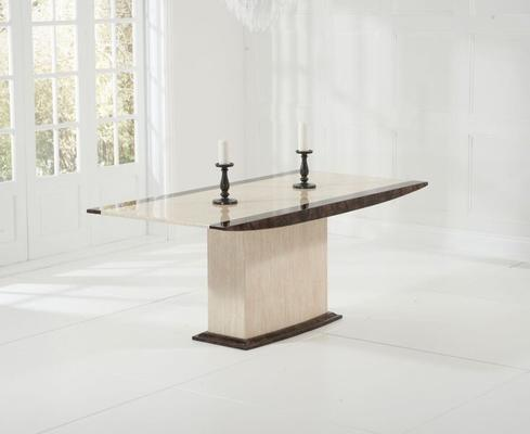 Alba Marble dining table