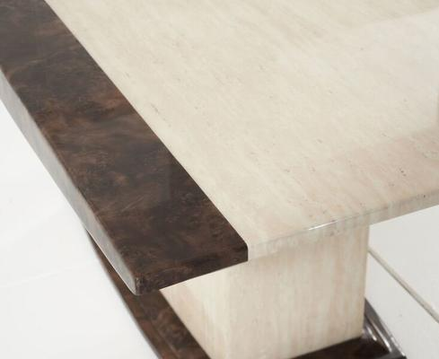 Alba Marble dining table image 2