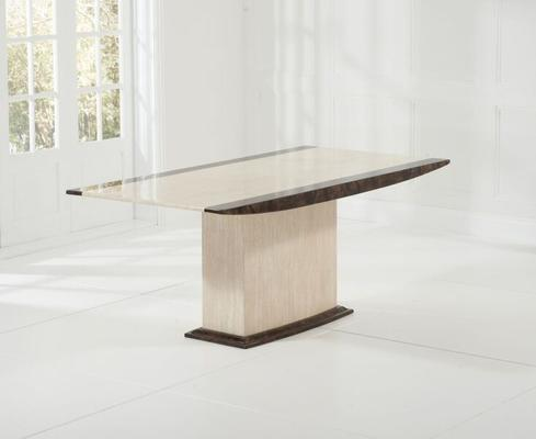 Alba Marble dining table image 3