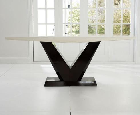 Valencie Marble dining table image 2