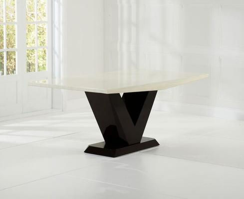 Valencie Marble dining table image 4