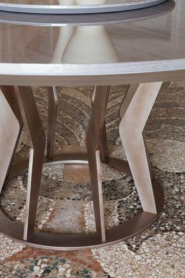 Elysee round dining table image 3