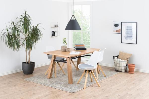 Stockhelm (Wild Oak) dining table image 3