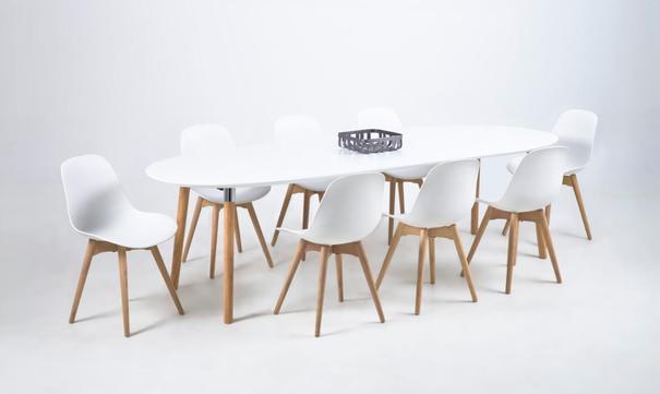 Balina extending dining table image 6