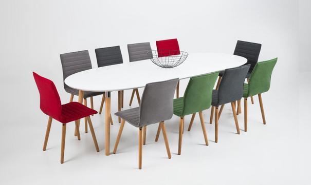 Balina extending dining table image 7