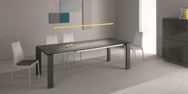 Keram extending dining table image 2