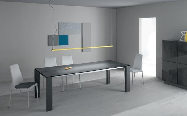 Keram extending dining table image 9