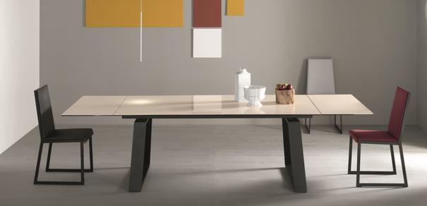 Mango extending dining table image 2