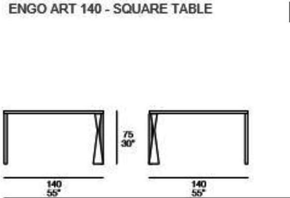 Engo (Art) dining table image 4