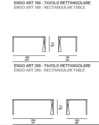 Engo (Art) dining table image 5