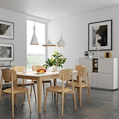 Niche extending dining table image 9