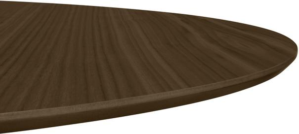 Row (Walnut) dining table image 11