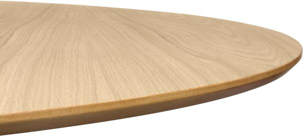 Row (Oak) dining table image 13