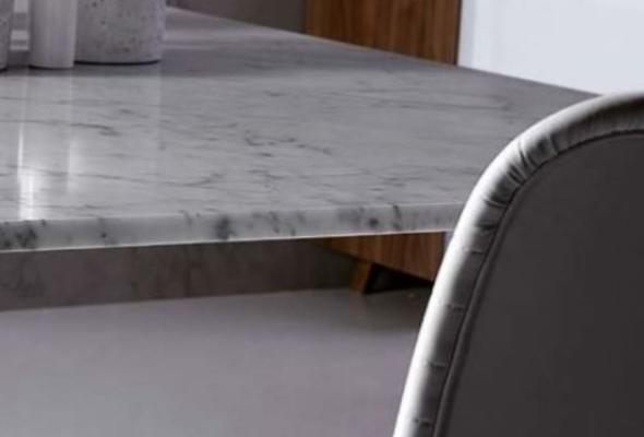 Nevada (marble) dining table image 3