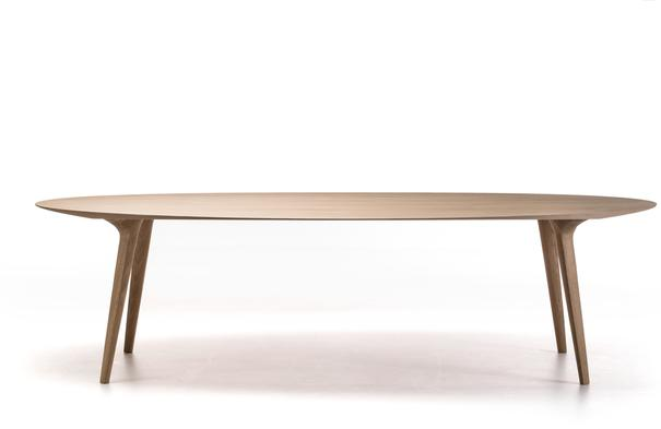 Ademar (Oval) dining table image 2