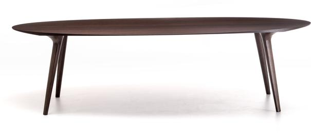 Ademar (Oval) dining table image 3