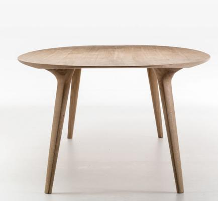 Ademar (Round) dining table image 2