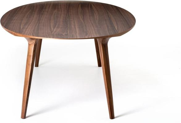 Ademar (Round) dining table image 3