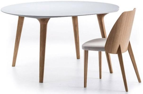 Ademar (Round) dining table image 4