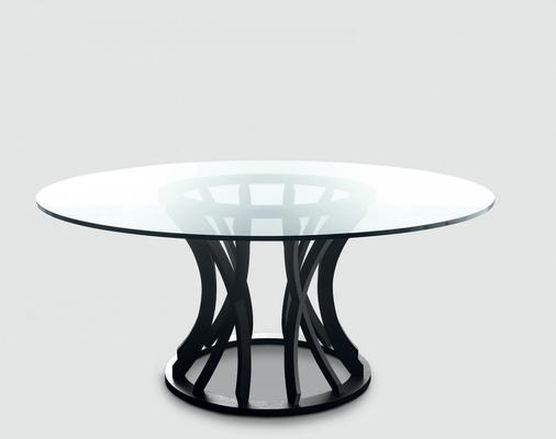 Dorico (round) dining table