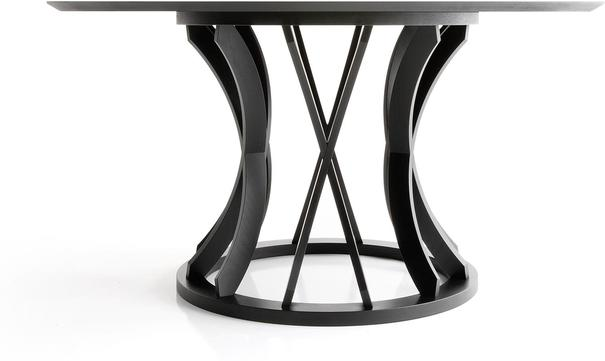 Dorico (round) dining table image 2
