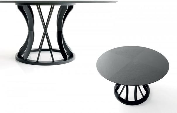 Dorico (round) dining table image 3