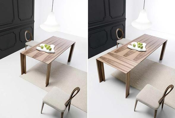 Joy extending dining table image 6
