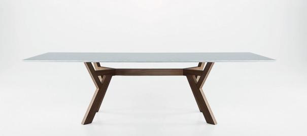 Trigono dining table image 2