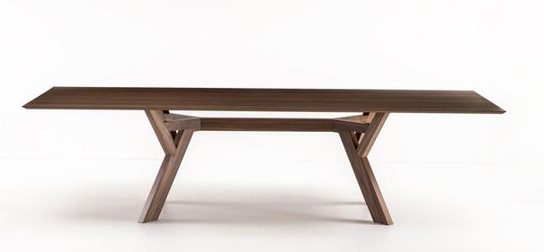 Trigono dining table image 4