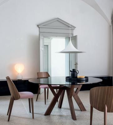 Trigono (Round) dining table image 2