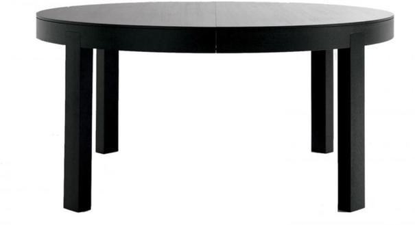 Thor (Round) extending dining table