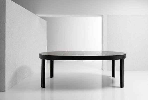 Thor (Round) extending dining table image 4