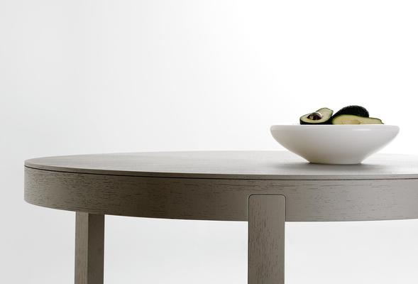 Thor (Round) extending dining table image 7
