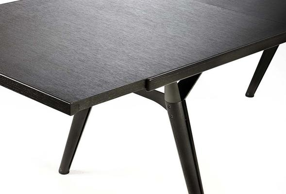 Epsilon extending dining table image 3