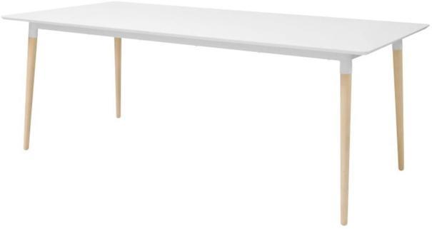 Olivi extending dining table