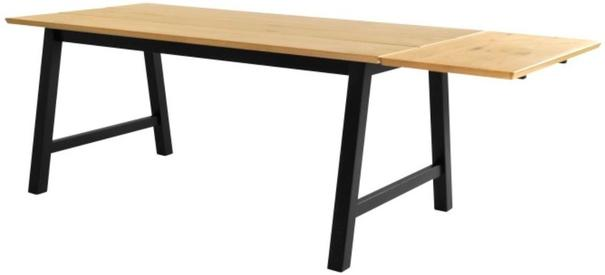 Elliat extending dining table image 2