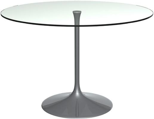 Swan Retro Large Circular Dining Table