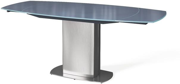 Olivia swivel extending dining table image 2