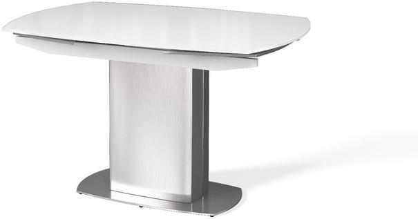 Olivia swivel extending dining table image 3
