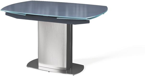 Olivia swivel extending dining table image 4