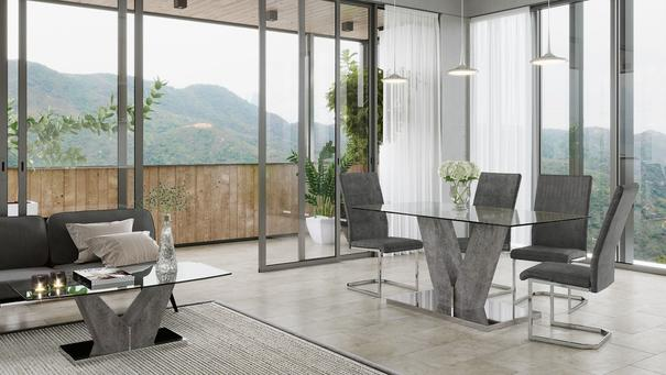 Dolce dining table image 3
