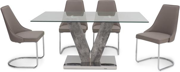 Dolce dining table image 6