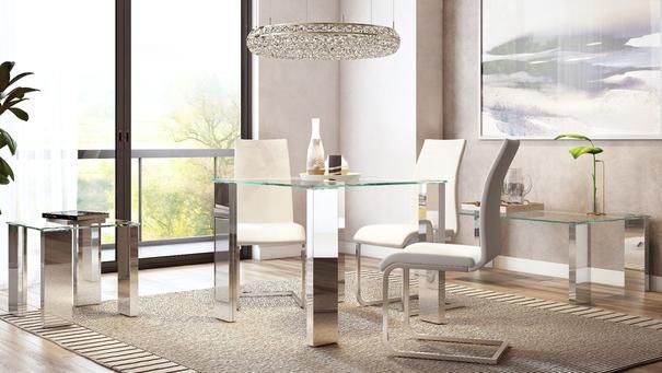 Dakota dining table image 4